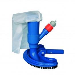 Вакуумна глава за почистване дъното на басейн с картушен филтър