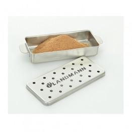 Метална кутия за чипс за опушване