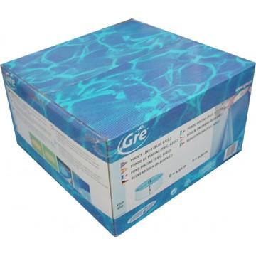 Линер за басейн с диамемър 4.50м х 0.90м.