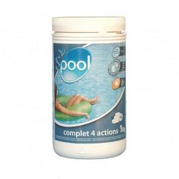 Мулти-функционални таблетки с 4 действия 1кг Spool
