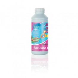 Течен препарат за басейн Флокулант 1л Spool