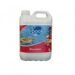 Течен препарат за басейн Флокулант 5л Spool