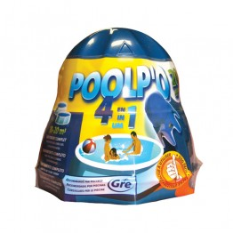 Комбиниран продукт за третиране на водата в басейн с обем до 20м3POOLPO 500G
