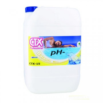 PH коректор CTX 15