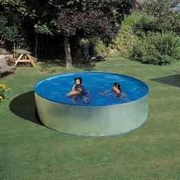 GRE Сглобяем басейн с метална стена кръг ф350 h 90см.